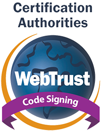 WebTrust for CA - Code Signing