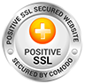 Positive SSL Secured Website - Secured by Comodo